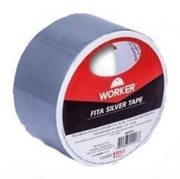 Fita Silver Tape Multiuso Worker