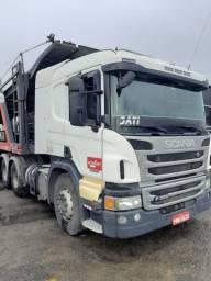 SCANIA P360 Truck