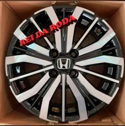 Jogo de Rodas ARO15 - Honda Fit - KR-S04