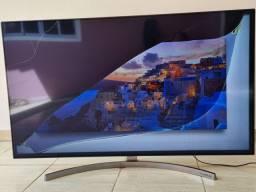 TV LG 4k Nano Cell 55SK8500PSA PARA RETIRADA DE PEÇAS