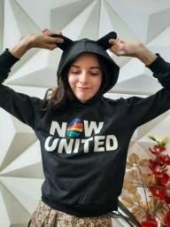 Kit Now United- Moletons