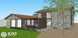 Casa com 5 quartos no Condomínio Águas da Serra - Bananeiras - PB