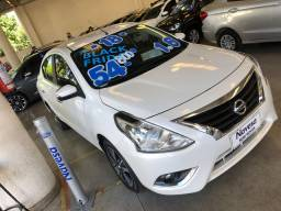 Nissan Versa 1.6 SL CVT AT