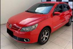 Gol Power 1.6 G5 2010 Red Strong