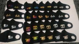 Vendo Máscaras ninja