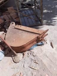 Concha caçamba retroescavadeira CASE 30cm