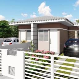 Casas a Venda,2 Dormitórios - Lot. Lisboa III ,e Palmeiras em São Jose -sc