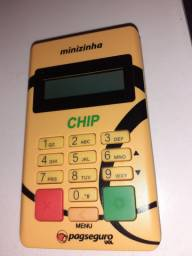 Máquina de cartão Pague Seguro