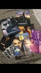 Kit de posters e cards