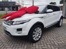 Range Rover Evoque DIESEL 2015 TOP COM TETO PANORÂMICO