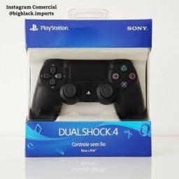 Controle PS4 Sem Fio Dualshock 4 Sony 100%Original Lacrado Sony Playstation