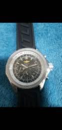Relógio Breitling for Bentley Automático Pulseira de borracha