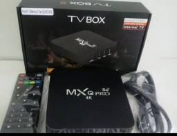 TV Box 64 Gigas com Garantia