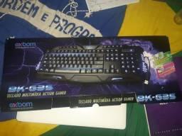 Vendo mause e teclado