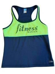 Blusa feminina fitness G.