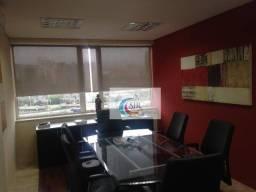Título do anúncio: Conjunto comercial com 90 m² - Vila Olímpia - São Paulo/SP