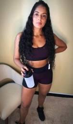 Roupa moda fitness feminina