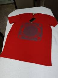 Camisa peruana elastano premium da Burberry M