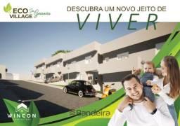 Título do anúncio: Casa sobrado em condomínio com 3 quartos no ECO VILLAGE GOIANIRA - Bairro Vila Kléria em G