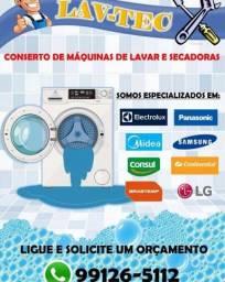 Título do anúncio: Conserto de maquina de lavar *