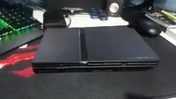 Título do anúncio: Playstation 2 - PS2 - Praticamente novo