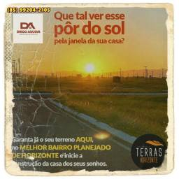 Lotes Terras Horizonte $%¨&