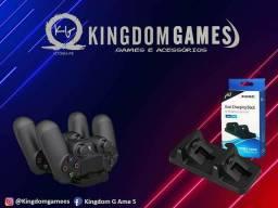 Base de carregamento duplo para PlayStation 4