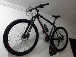"Bicicleta gts aro 29 quadro 19"""