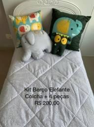 Kit berço ou kit cama infantil