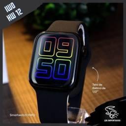 ?Relógio Smartwatch Iwo HW12 - Ligação, Notificações, Saúde