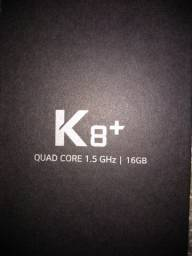Celular LG K8+ 16Gb, Quad Core 1.5Gb Ram preto