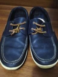 Sapato mocassim elegante