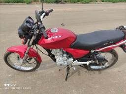 Título do anúncio: Moto Souza 150 cc. Semi-nova único dono.