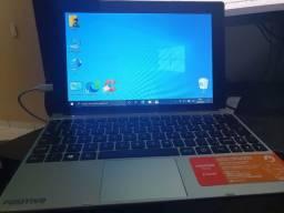Título do anúncio: Notebook Positivo Duo ZX3040 Intel Atom 1GB