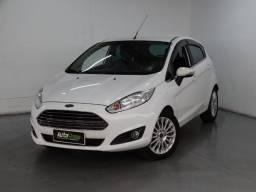 Ford Fiesta Titanium 1.6 Flex Branco