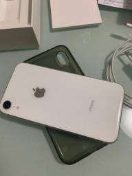iPhone XR Branco 64GB - Aceito CARTÃO