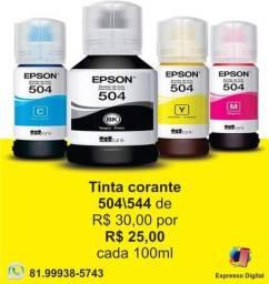 Tinta CORANTE 504/544