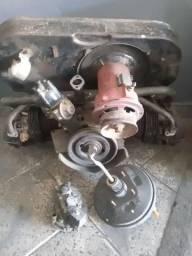 Título do anúncio: Motor de fusca
