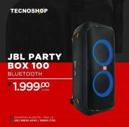 Jbl Party box Lacrado com Garantia de 1 ano