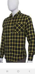 2 camisa franela  xadrez gg
