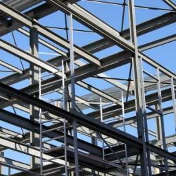 Título do anúncio: Estruturas no metalon