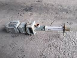 Bomba helicoidal Netzsch de cavidade progressiva Nemo NM021 de 2,75 m³/h 1 cv