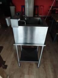 Fritadeira zero KM