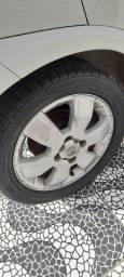 Troco rodas aro15 por aro17 gm