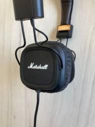 Headphone Marshall Major Black
