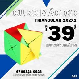 Cubo mágico 3D diagonal (entrega grátis)<br><br>