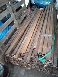 Título do anúncio: Vendo metalon 40x40 parede de 2mm - 5 reais o kg