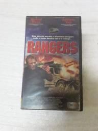 Rangers - Dead Man Can't Dance, Dublado, Fita Vhs Raríssima