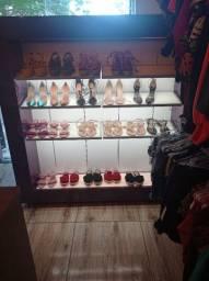Expositor de Sapatos e  tênis