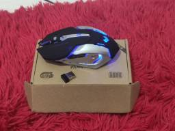 Mouse Gamer wireless LED